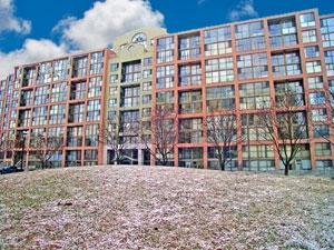 St. Lawrence on The Park luxury condos
